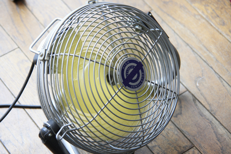 electric fan: Electric fan