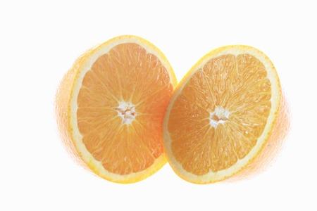 severance: Navel orange Stock Photo