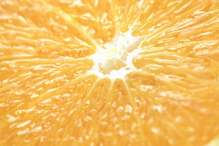 severance: Navel orange Stock Photo
