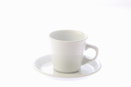 cup saucer: Cup  saucer Stock Photo