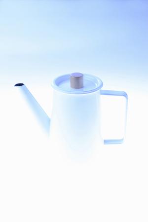 tableware life: Teapot Stock Photo