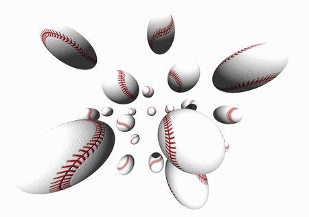 ordeal: Baseball ball popping