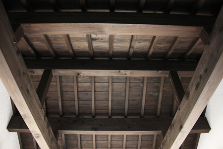 building structure: Ceiling