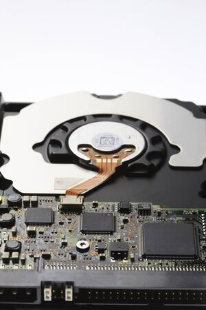 computerize: Hard disk Stock Photo