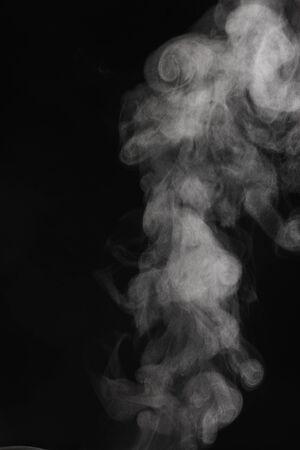 蒸し 写真素材
