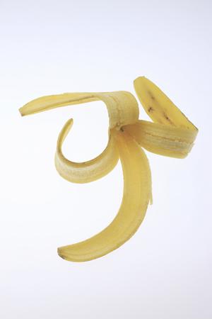 banana peel: Banana peel