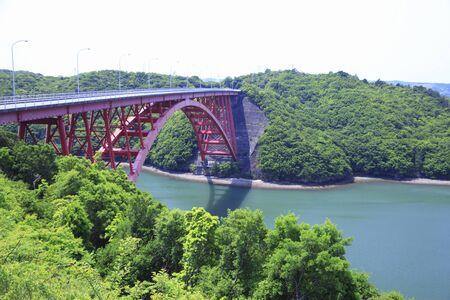 bay bridge: Matoya Bay Bridge