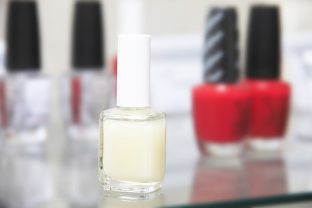 nail polish bottle: Nail polish bottle