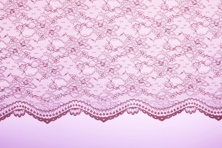 ancestry: Lace Curtains Stock Photo