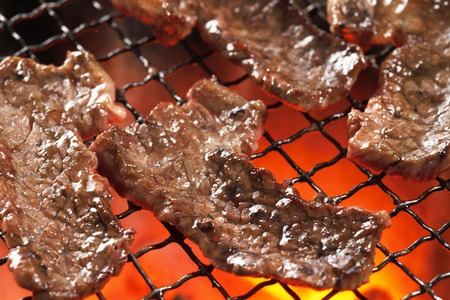 firepower: Grilled meat