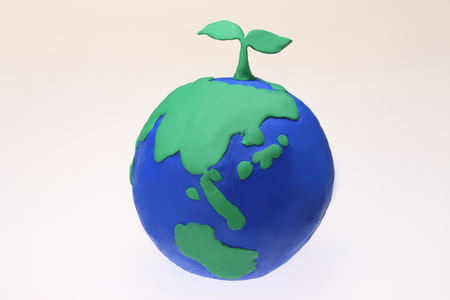 instructional: Clay Globes
