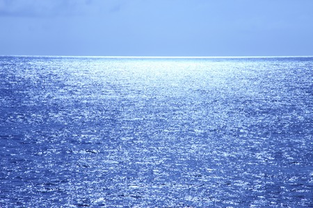 the silence of the world: Horizon