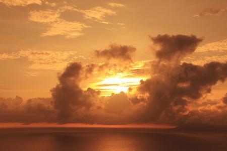 quietude: Sunset horizon