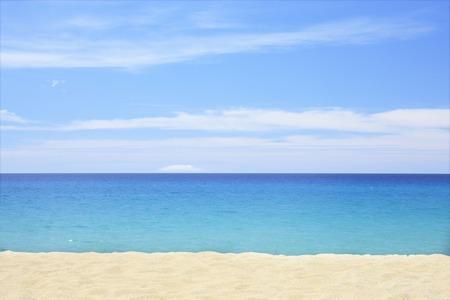 Nagata country beach Standard-Bild