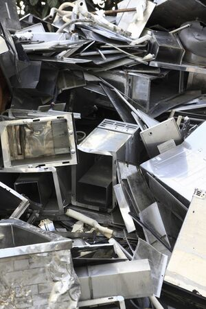 environmental issues: Waste of stainless