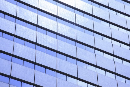 high rise building: High rise building window
