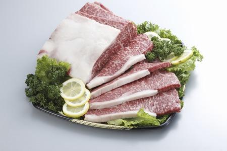 carne cruda: Raw meat for steak