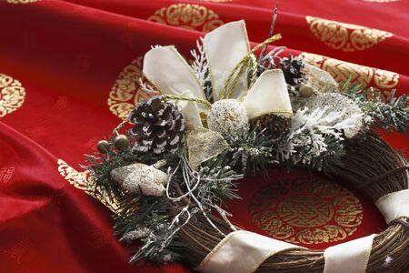 annual events: Christmas wreath