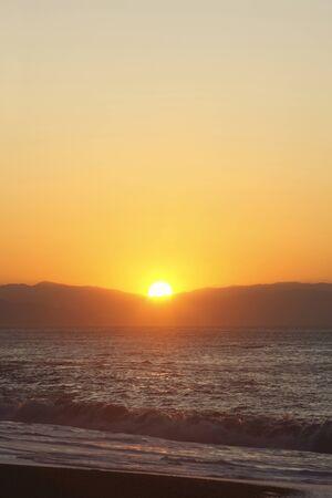 amanecer: Katsura Playa Amanecer
