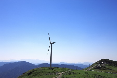 four of a kind: Wind power generation