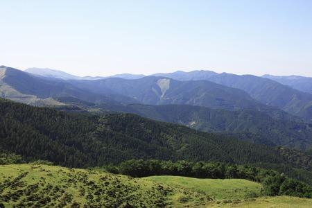 karst: Shikoku Karst Stock Photo