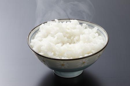 freshly cooked: Freshly cooked rice