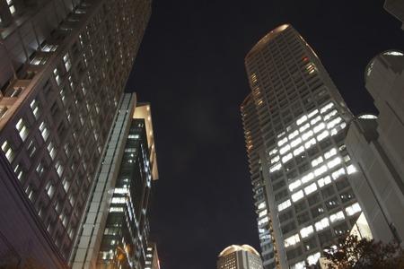 kita: Osaka at night, Nishiumeda
