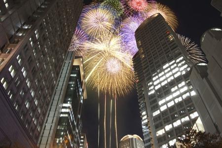 detonation: Fireworks images