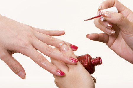 nailcare: Women in applied