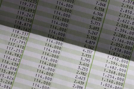repayment: Loan repayment Stock Photo