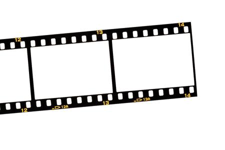roll film: Pel�cula de 35 mm Foto de archivo