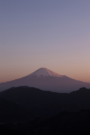 Mt. Fuji from the ShimizuKu Yoshihara photo