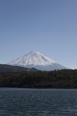 saiko: Mount Fuji from the West Lake