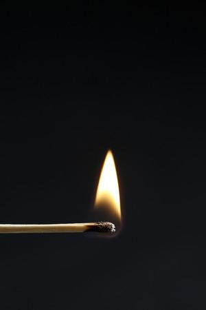 cerillas: Coincide con las llamas