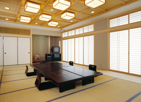 banquet facilities: Saloon