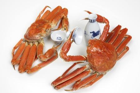 Banquet snow crab