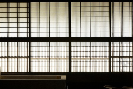 grille: Japanese house grille