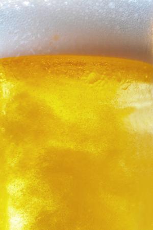 beer foam: Beer foam