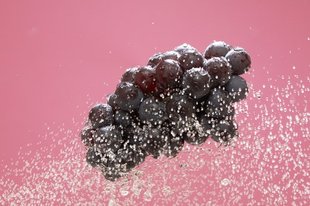 rebound: Grapes that bounce on water