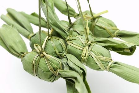 bactericidal: Bamboo dumpling