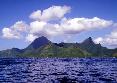 moorea: Moorea Island