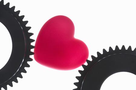 heart gear: Gear and Heart