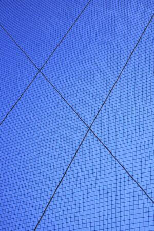 backstop: Baseball field backstop