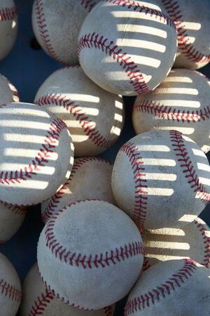 hardball: High school baseball Stock Photo