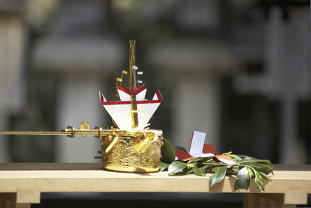 shinto: Shinto wedding of God fixture