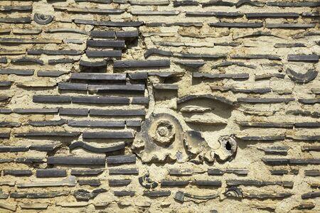 earthen: Tile earthen wall