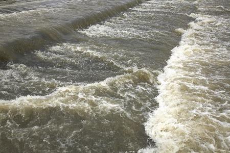 heavy: Torrent after heavy rain