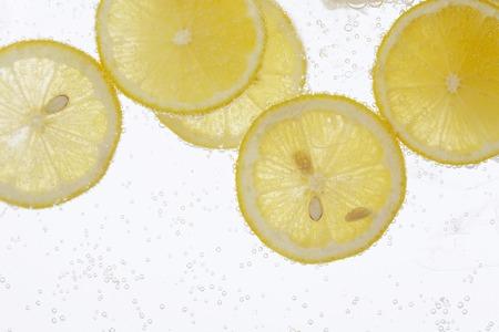 cut: Cut lemon
