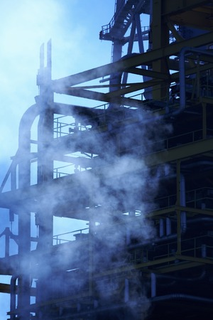 scald: Industrial image