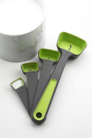 measuring spoons: Measuring spoons